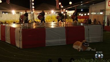 Festival Bonodori ocorre neste final de semana em Goiânia - Entre atrações do evento estão música e danças típicas japonesas, além da culinária oriental.