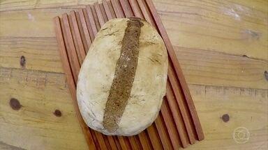 Pão Caseiro - Confira o passo a passo da receita de Don Ortiz