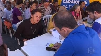 Caravana orienta telespectadores sobre a TV digital na Grande BH - Contagem recebeu evento