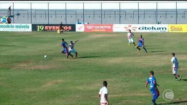 Parnahyba estreia contra na Copa Piauí e a regra do clube é vencer a competição - Parnahyba estreia contra na Copa Piauí e a regra do clube é vencer a competição