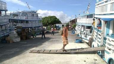 Capitania de Santarém explica sobre a competência de órgãos fiscalizadores fluviais - Com o acontecimento do naufrágio em Porto de Moz, algumas questões foram levantadas, como a competência e papel da Marinha e Arcon.