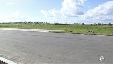 Reforma do aeroporto volta a ser discutida em Caruaru - Funcionamento do aeroporto pode movimentar a economia da cidade