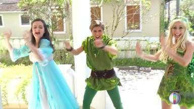 Musical Peter Pan será realizado neste domingo em Petrópolis, no RJ - Assista a seguir.