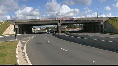 JPB2JP: Viaduto do Geisel vai ser interditado neste domingo - Para obras de manutenção.