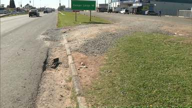 Adolescente atropela e mata três mulheres em Campo Largo - Ele dirigia o carro do avô.