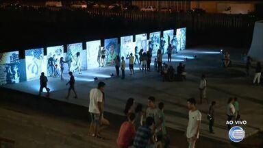Encontro de Folguedos encanta o público com atrações, dança e comidas típicas - Encontro de Folguedos encanta o público com atrações, dança e comidas típicas
