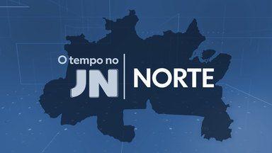 Veja a previsão do tempo na Região Norte neste domingo (27) - Veja a previsão do tempo na Região Norte neste domingo (27)
