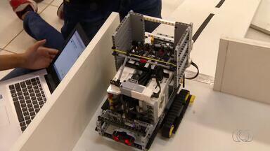 Ensino da programação da robótica ganha espaço nas escolas do Tocantins - Ensino da programação da robótica ganha espaço nas escolas do Tocantins