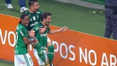 Os gols de Palmeiras 4 x 2 São Paulo pela 22ª rodada do Brasileirão 2017 - William (duas vezes), Keno e Hyoram marcam para o Alviverde. Tricolor Paulista diminui com Marcos Guilherme e Hernanes.