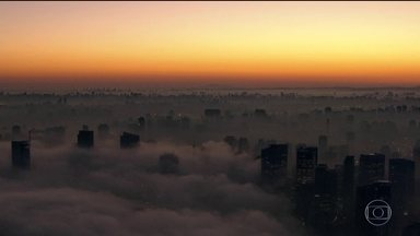 Veja a previsão do tempo para esta segunda-feira (28) em todo o Brasil - A secura continua fazendo parte da rotina de muita gente. E uma das consequências do tempo seco é o aumento do número de queimadas.