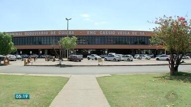 Estado tem 60 dias para fazer as adequações no terminal rodoviário de Cuiabá - Estado tem 60 dias para fazer as adequações no terminal rodoviário de Cuiabá.