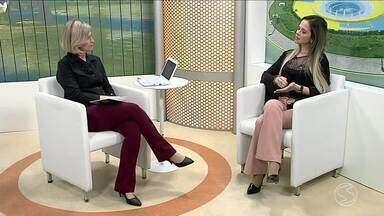 Campanha de prevenção ao câncer de boca é tema de entrevista no estúdio do RJTV - Dentista fala sobre o assunto.