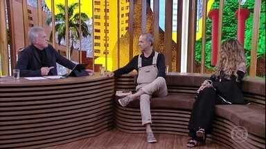 Bial e convidados falam sobre o disco 'Alucinação' - Jotabê Medeiros fala sobre o encontro entre Belchior e Elis Regina