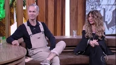 Jotabê Medeiros e Elba Ramalho falam das brigas de Belchior com outros músicos - Bial relembra entrevista clássica do cantor