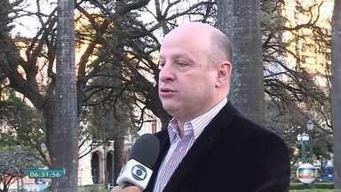 Tabagismo provoca 6 milhões de mortes por ano, afirma Instituto Nacional do Câncer - Entrevista com o presidente da Sociedade Mineira de Pneumologia, David Koza.