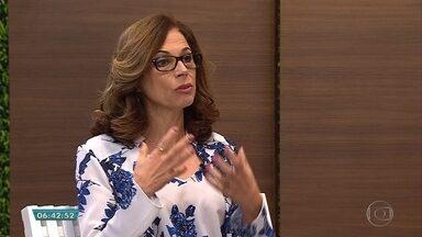 Veja como controlar estresse no trânsito e não causar prejuízos à saúde - Entrevista no estúdio com a psicóloga Rosely Fantoni.