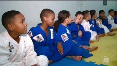 Escola de Judô aumenta estrutura e foca em formar campeões e cidadãos - Escola de Judô aumenta estrutura e foca em formar campeões e cidadãos