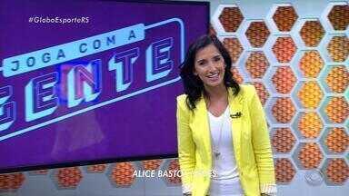 Globo Esporte RS - Bloco 1 - 29/08/2017 - Assista ao vídeo.