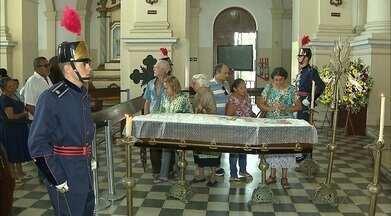 Corpo de Dom José Maria Pires é velado em João Pessoa - O arcebispo emérito da Paraíba morreu domingo, em Belo Horizonte.