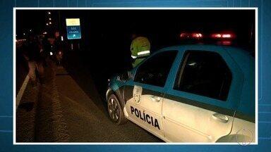 Polícia evita sequestro a empresário em Casimiro de Abreu, no RJ - Assista a seguir.