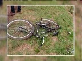 Homem morreu atropelado na RS 324 em Três Palmeiras, RS - Ciclista perdeu o controle da bicicleta e invadiu a pista