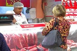 Preço da carne sobe 11% e consumidores do Alto Tietê buscam alternativas - Um dos motivos foi a volta do ICMS.