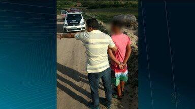 Menor é detido acusado de envolvimento na morte de Padre, na cidade de Borborema - A Polícia está atrás de um outro acusado, maior de idade.