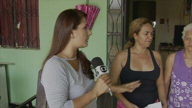 Há mais de 15 dias sem água, moradores do bairro Socialista reclamam - A repórter Yonara Werri ouviu os moradores do bairro Socialista, na Zona Leste, onde o problema é a falta de água.