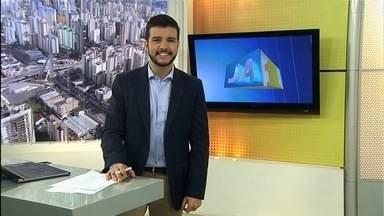 Confira os destaques do Jornal Anhanguera 1ª Edição desta quarta-feira (30) - Um roubo em que os criminosos deixaram a vítima só de cuecas na rua está entre as reportagens.