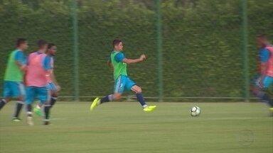 Recuperado, Osvaldo pode reforçar Sport contra Grêmio - Recuperado, Osvaldo pode reforçar Sport contra Grêmio