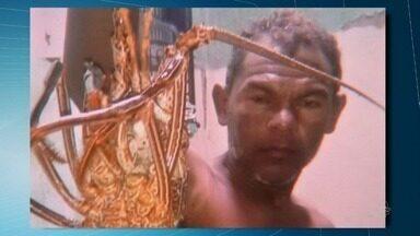 Corpo encontrado em praia no Ceará é de pescador que está desaparecido, confirma Polícia - Leia mais notícias em G1.globo.com/ce