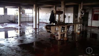 Incêndio atinge antiga fábrica de biscoitos em Petrópolis, na Região Serrana do Rio - Confira a seguir.