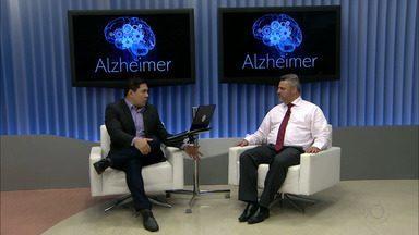 A importância do ambiente familiar no tratamento do Alzheimer - O médico psiquiatra Alfredo Minervino fala sobre os cuidados e a postura dos parentes das pessoas com Alzheimer.