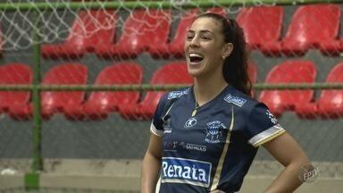 Vôlei feminino de Valinhos contrata novas atletas para reformulação do elenco - Sete meninas foram chamadas para nova fase do Campeonato Estadual Feminino.
