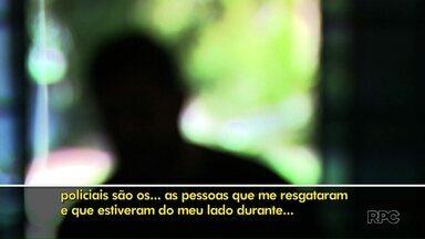 PM é preso suspeito de participar de sequestro em Curitiba - O crime foi ontem à noite.