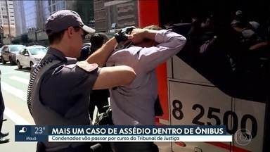 SP2 - Edição de quarta-feira, 30/08/2017 - Outro homem foi preso por abuso sexual no transporte público em São Paulo. No caso de ontem, o juiz não reconheceu o constrangimento da vítima e mandou libertar o abusador, que responde a cinco processos por estupro. E mais as notícias do dia.