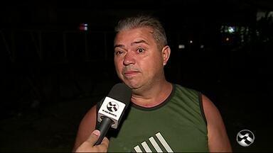Moradores reclamas de escuridão em trecho da BR-232 - Local fica em Encruzilhada de Bezerros