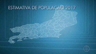Ibge divulga a estimativa populacional dos 5.570 municípios do país - Confira a seguir.