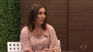 Psiquiatra explica o que é e como tratar a síndrome do pânico - Sofia Bauer foi entrevistada nesta quinta-feira. O tema foi escolhido pelos telespectadores.