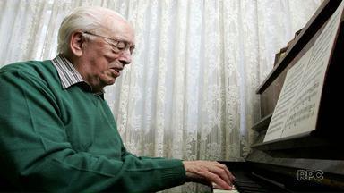 Morre, aos 93 anos, o maestro Gabriel de Paula Machado - Ele foi um dos fundadores da Orquestra Sinfônica de Ponta Grossa