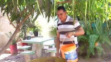 Falta de água em Taquari afeta diversas famílias - Falta de água em Taquari afeta diversas famílias