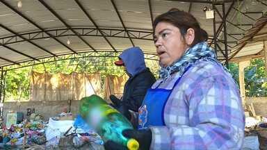 Seringas descartadas incorretamente são um risco à saúde pública - De acordo com a Secretaria de Saúde de Maringá, as seringas podem ser entregues nas unidades de saúde