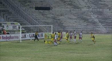 Sport Campina vence a Picuiense no Amigão e classifica Femar para o mata-mata - Carneiro fez 2 a 0 e terminou invicto a primeira fase do Campeonato Paraibano da segunda divisão