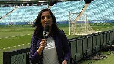 Globo Esporte RS - Bloco 1 - 31/08/2017 - Assista ao vídeo.