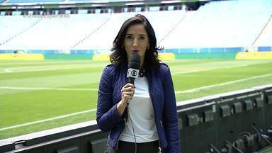 Globo Esporte RS - Bloco 2 - 31/08/2017 - Assista ao vídeo.