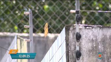 Saiba quais são as regras para a instalação de cerca elétricas - Placas de advertência e altura mínima são obrigatórias para colocação das cercas.