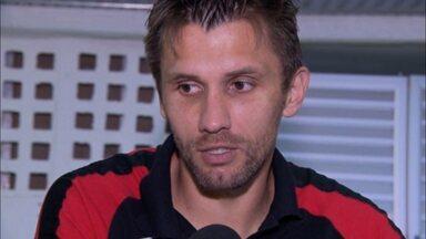 """Paulo André pede apoio da torcida do Atlético-PR no Atletiba: """"Vamos com tudo"""" - Paulo André pede apoio da torcida do Atlético-PR no Atletiba: """"Vamos com tudo"""""""