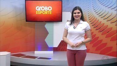 Confira o Globo Esporte MT na íntegra - 31/08/17 - Confira o Globo Esporte MT na íntegra - 31/08/17