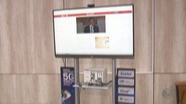 Técnicos do Inatel fazem primeira transmissão em 5G no Brasil, em Brasília (DF) - Técnicos do Inatel fazem primeira transmissão em 5G no Brasil, em Brasília (DF)