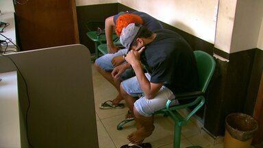 É preso em Cascavel rapaz suspeito de matar um cabo da PM em Santa Catarina - O crime aconteceu dentro de uma loja da cidade.